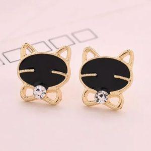 ✨3/$15✨ Cat Earrings